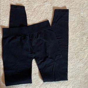 🎉4/$12 Charlotte Russe black legging
